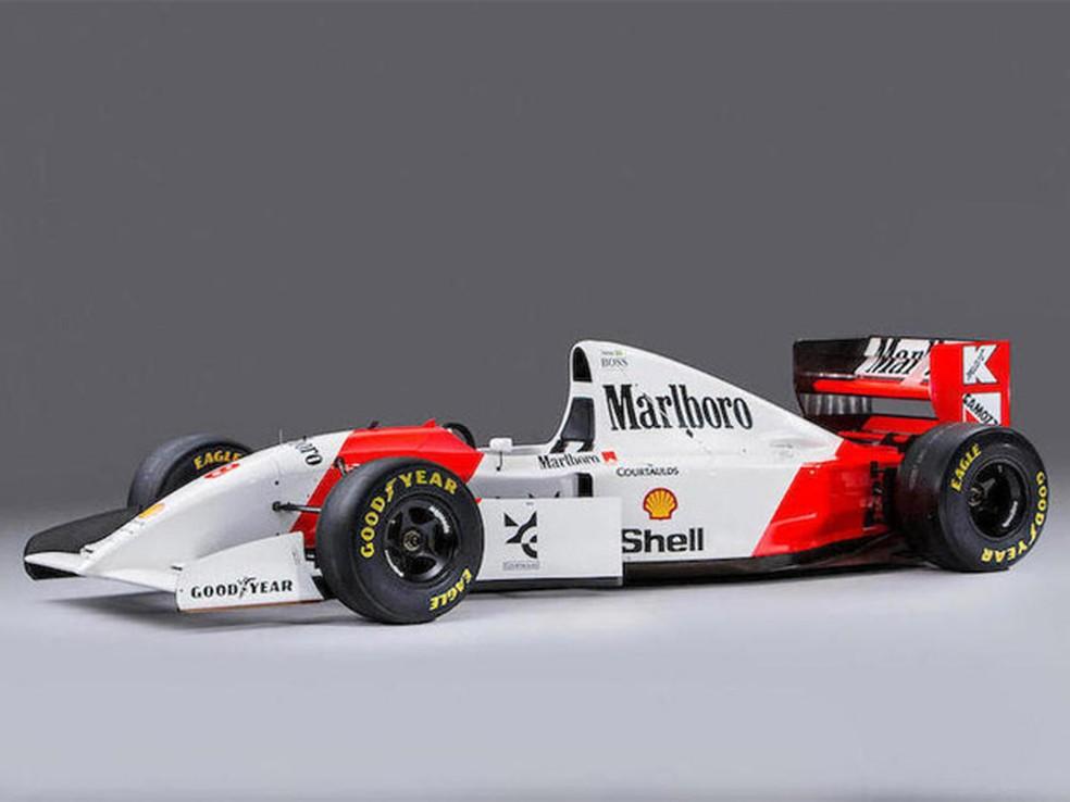 McLaren foi comprada por mais de R$ 17 milhões (Foto: Divulgação)