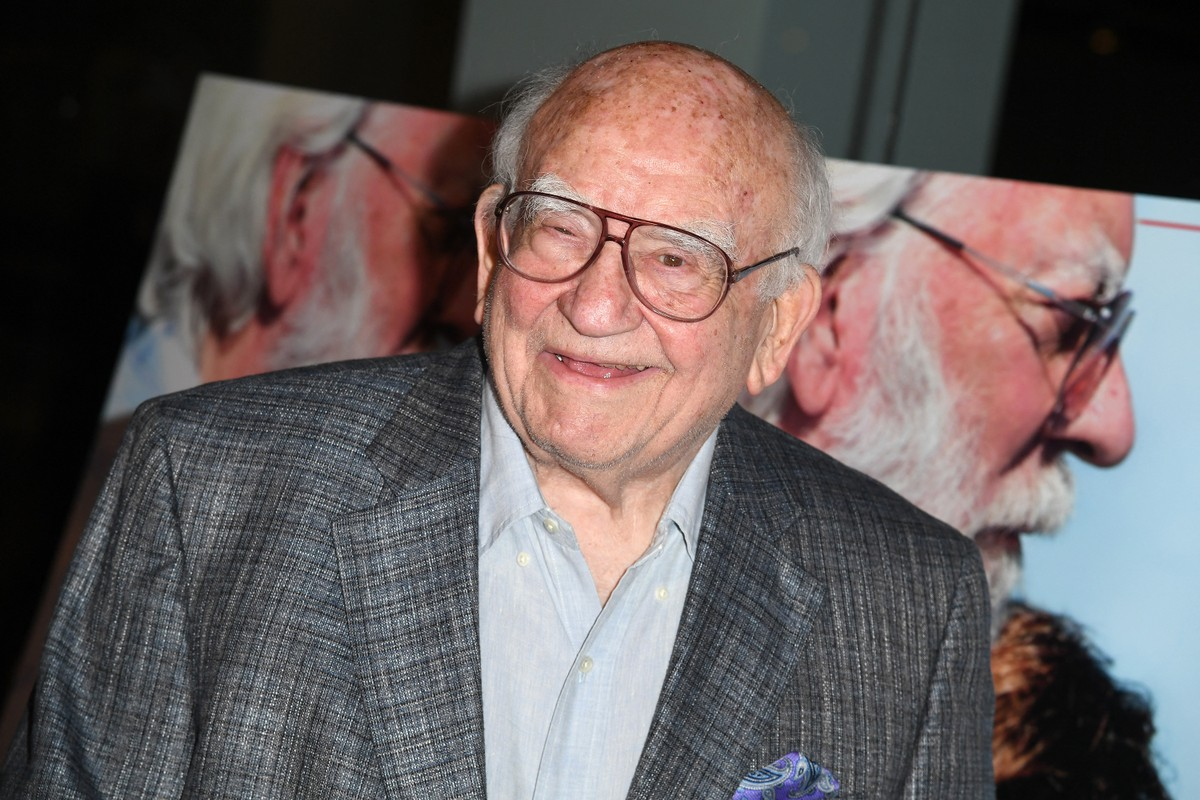 Ator Ed Asner morre aos 91 anos   Pop & Arte