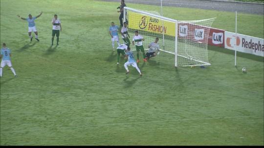 Gol contra, pior defesa e sem técnico: Serrano-PB vive inferno astral no Campeonato Paraibano