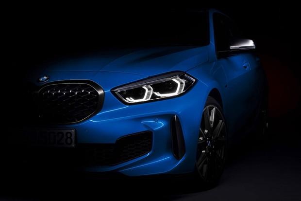 BMW Série 1 (Foto: Facebook BMW Germany)