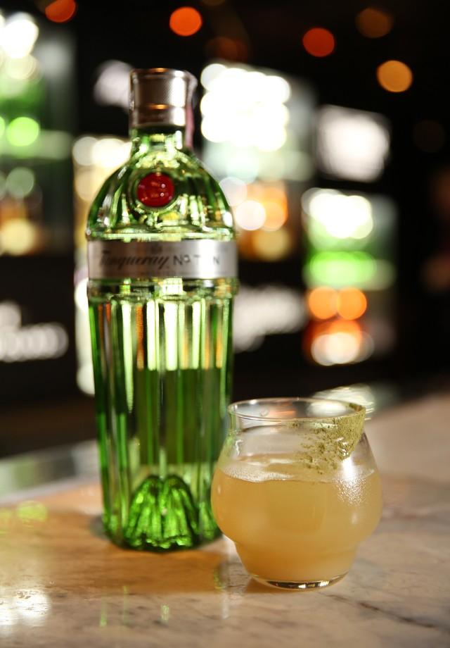 Aprenda a fazer o drinque Omotenashi, com gin e kombucha (Foto: Divulgação)