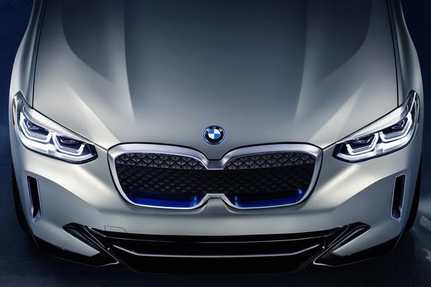 Conceito BMW iX3 (Foto: Divulgação)