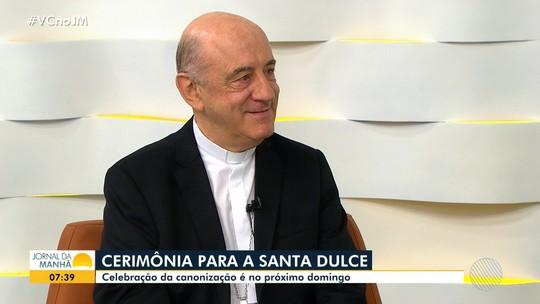Dom Murilo Krieger fala da emoção na canonização e ao presidir 1ª missa