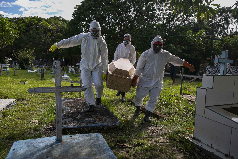 Piauí bate recorde pelo segundo dia seguido, com 36 mortes em 24h; total de óbitos vai a 762
