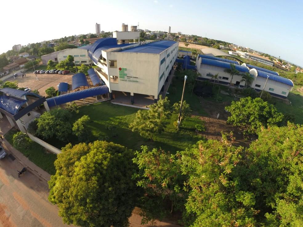 IFPA em Santarém tem prazo de 8 meses para fazer melhorias de acessibilidade no prédio — Foto: Ascom IFPA/Divulgação