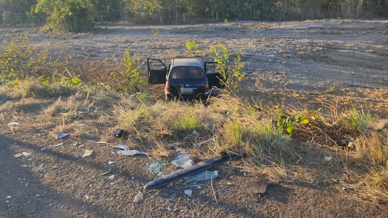 Homem que morreu em acidente envolvendo carro e caminhonete é identificado