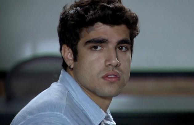 No sábado (18), Antenor (Caio Castro) contará para a mãe o segredo de Tereza Cristina (Foto: Reprodução)