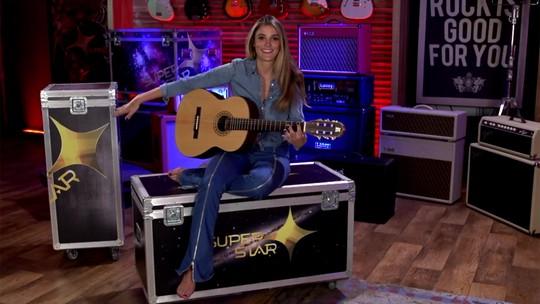 Angélica celebra os dez anos do 'Estrelas' no Top Gshow