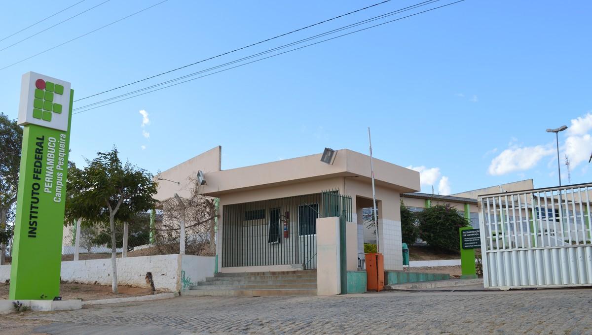 IFPE abre vagas para professores no Pronatec, em Pesqueira