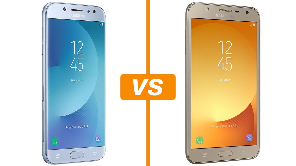 be7d51bf10 Galaxy J5 Pro vs Galaxy J7 Neo  saiba especificações dos celulares Samsung