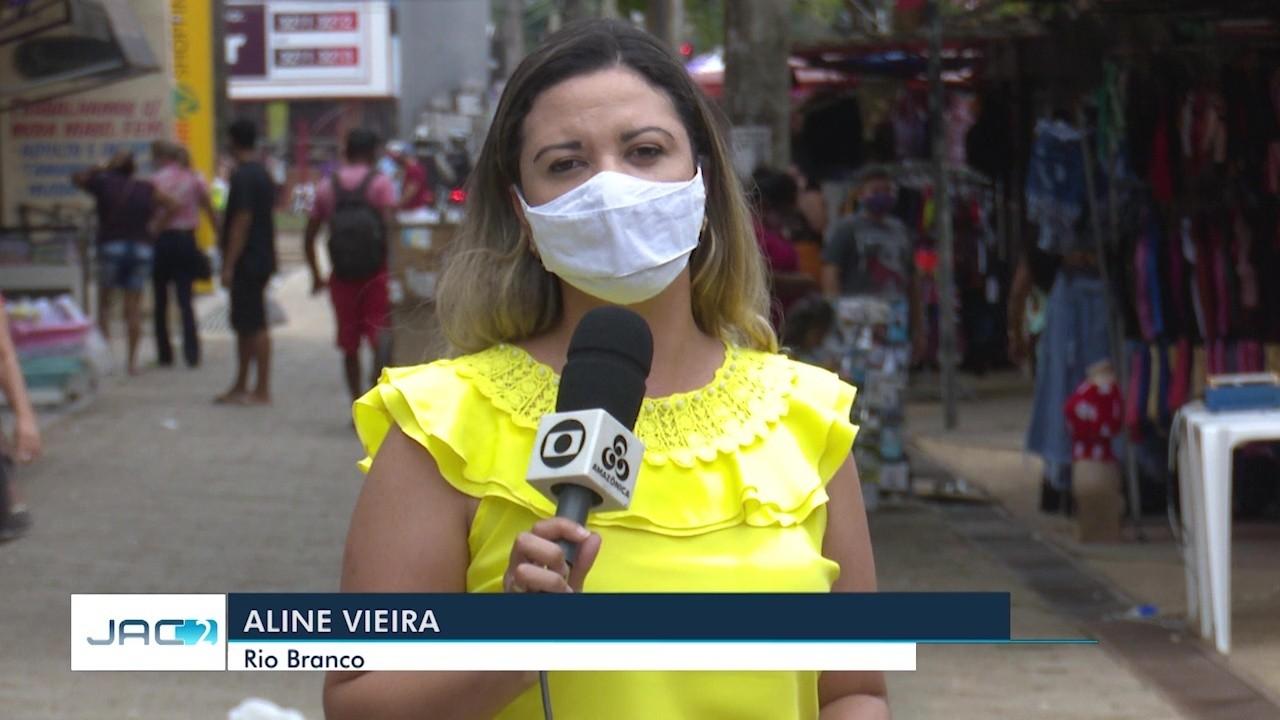 No Acre, médicos acham que variante do novo coronavírus já circula pelo Acre