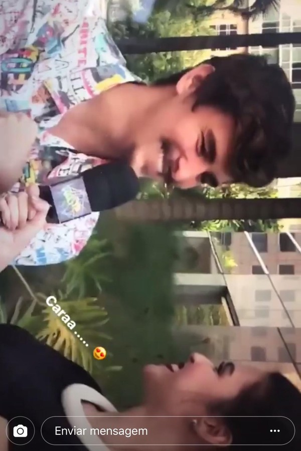 Bruno (Foto: Instagram/Reprodução)