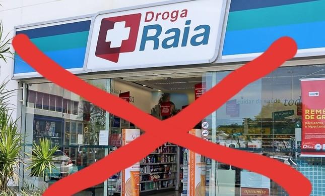 Droga Raia é alvo de bolsonaristas nas redes após cancelar anúncios no Terça Livre