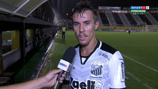 Wesley comemora estreia pelo Bragantino com vitória sobre o Guarani