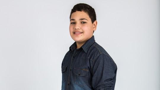 Saiba mais sobre Guga Lima, participante do 'The Voice Kids'