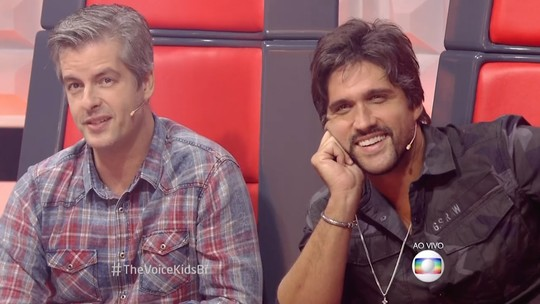 'The Voice Kids': Semifinalistas relembram primeira tarde de Shows Ao Vivo