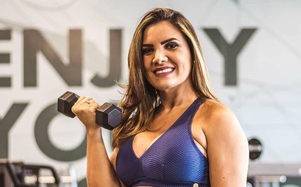 Viviane Albuquerque estava grávida e morreu com coronavírus, no Recife — Foto: Reprodução/Instagram