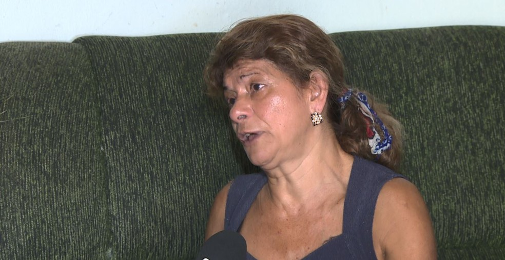 Marlei Florencio namorou com atirador que matou 5 pessoas na Catedral — Foto: Reprodução/EPTV