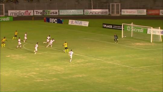 Cascavel FC x Athletico-PR - Campeonato Paranaense 2019 - globoesporte.com