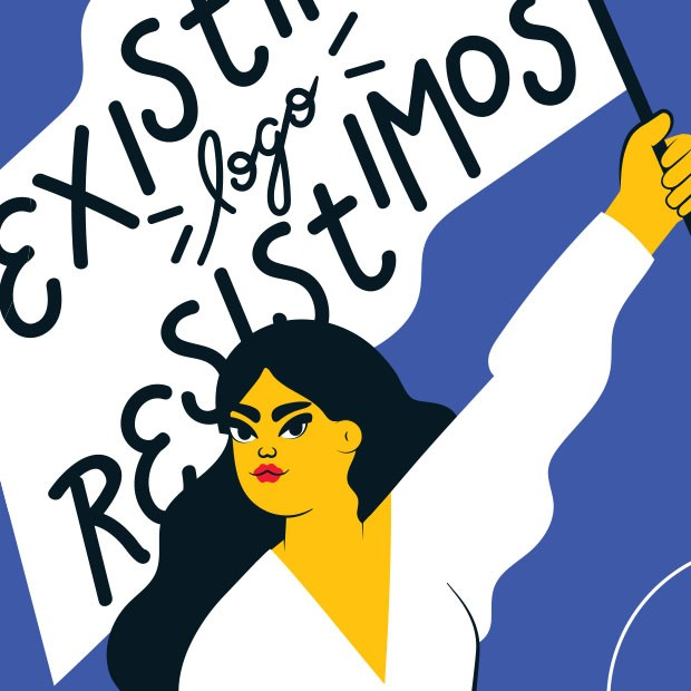feminismo (Foto: Camila Rosa)