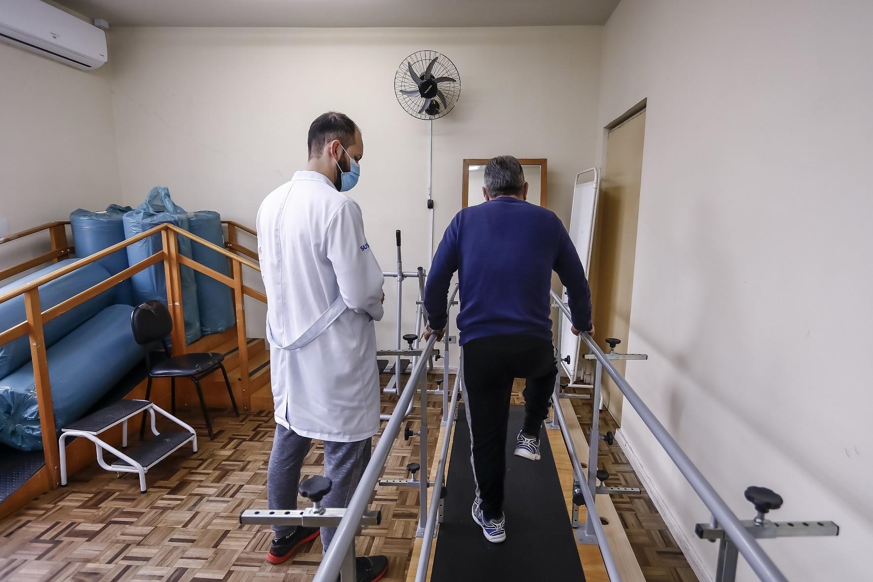 Clínica Municipal de Fisioterapia auxilia na reabilitação de pacientes