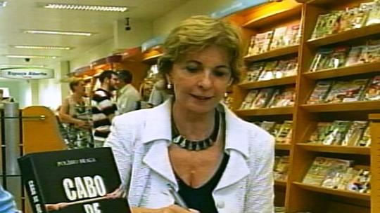 Livro da ex-governadora Yeda Crusius foi lançado em Passo Fundo