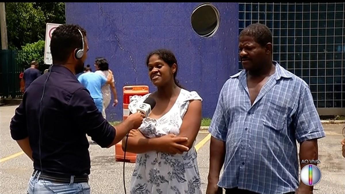 'Deitei no banco e o neném saiu', diz mulher que deu à luz em terminal rodoviário no RJ