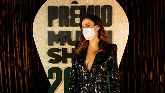 Prêmio Multishow: veja os looks dos famosos no evento de música