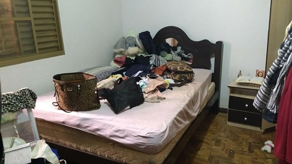 Vítima foi morta dentro da própria casa em Tupã (Foto: Assis City / Divulgação)