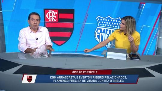 Flamengo cumpre com sua obrigação