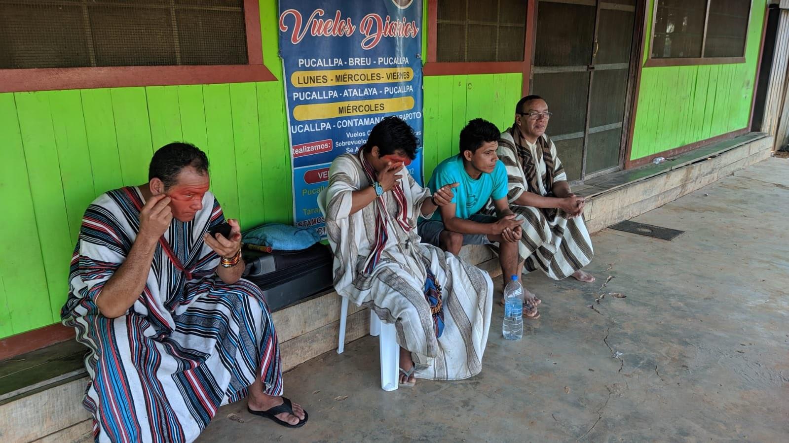 Indígenas do AC participam de encontro no Peru para debater abertura de estrada ilegal na fronteira