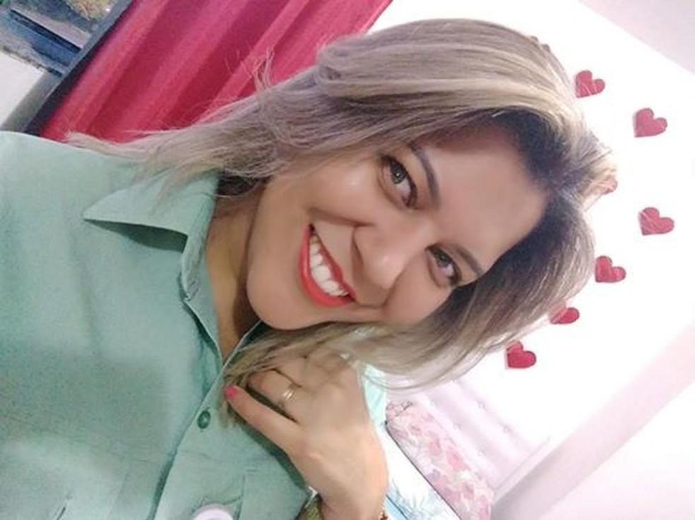 Lenilda Cavalcante Andrade, 36 anos, é uma das vítimas desaparecidas na tragédia de Brumadinho (MG) — Foto: Reprodução/Facebook