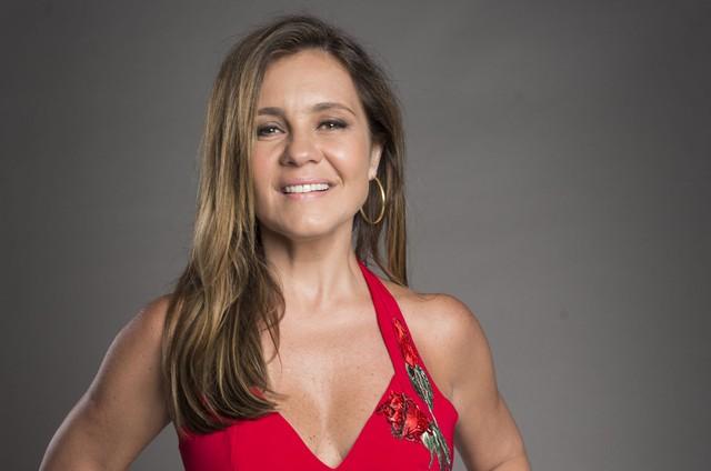 Adriana Esteves (Foto: GLOBO/João Cotta)