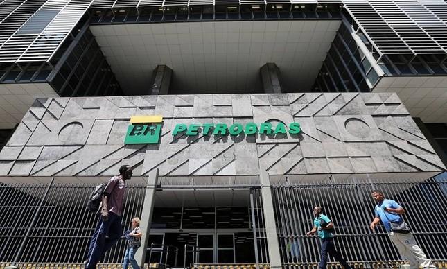 Sede da Petrobras, no Centro do Rio, em foto de arquivo