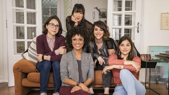 'As Five': Como Tina, Lica, Keyla, Benê e Ellen reagiriam à pandemia?