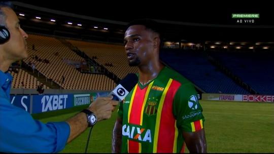"""""""Agora é buscar os pontos fora de casa"""", diz Maracás após derrota do Sampaio no Castelão"""