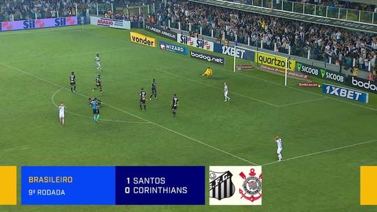 """Jornalista destaca importância da Vila Belmiro para o Santos: """"Amassou o Corinthians"""""""