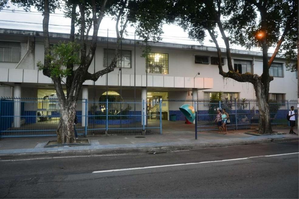 Ifes campus Vitória — Foto: Ricardo Medeiros/Arquivo/A Gazeta