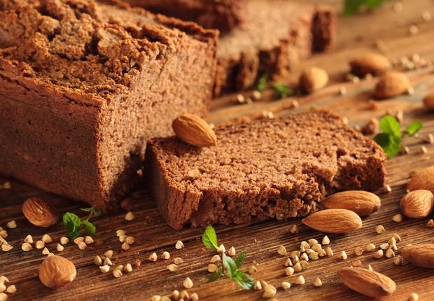 Pães sem glúten, assim como bolos e massas, estão em alta no Brasil (Foto: Pixabay)