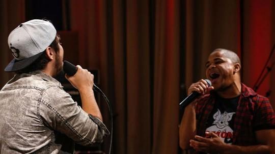 Renato Vianna grava 'João de Barro' com ex-The Voice Pedro Lima