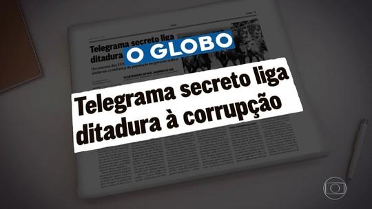 Para EUA, havia corrupção na ditadura brasileira, diz texto da CIA