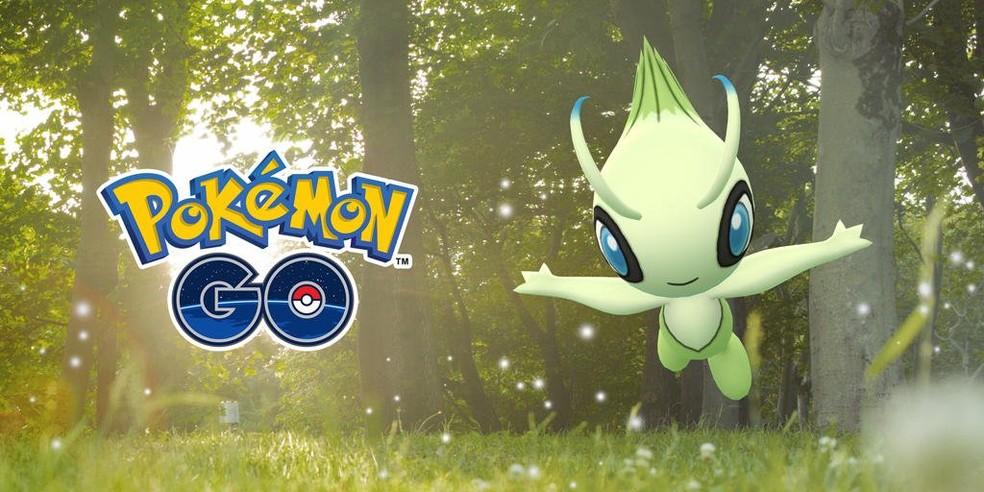 Como capturar o lendário Celebi em Pokémon GO (Foto: Divulgação/Niantic)