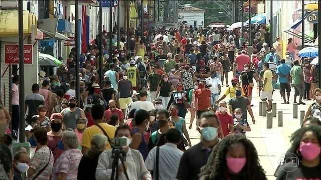 SES diz que Maranhão tem 7.117 curados da Covid-19 e quase 28 mil em tratamento