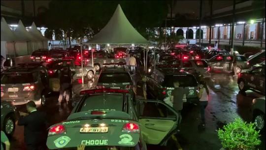 PMs são presos por envolvimento com tráfico de drogas em São Paulo