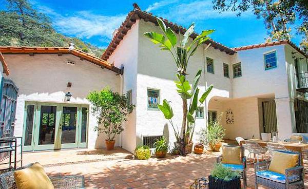 A casa de 10 milhões reais colocada no mercado por Frances Bean Cobain, filha de Kurt Cobain (Foto: Divulgação)