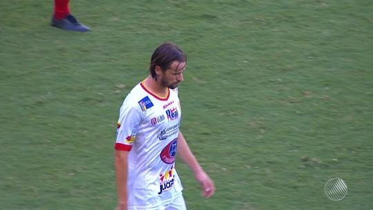 """Arma do Bahia para o Ba-Vi, Nino garante estilo ofensivo na final: """"É meu ponto forte"""""""