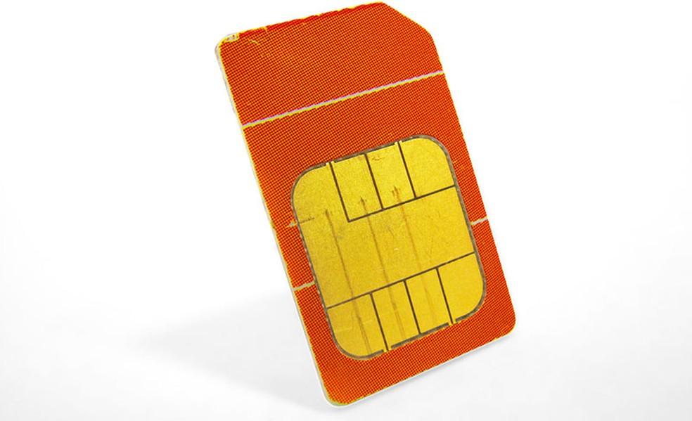 No golpe de 'SIM swap', criminoso registra a linha em outro chip, fazendo com que a linha original seja desconectada. — Foto:  Roman Martinyuk/Freeimages.com