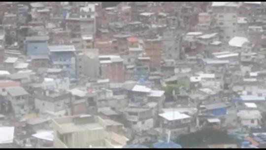 Rocinha tem tiroteio e Choque faz operação na comunidade