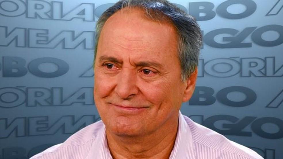 Marco Mora trabalhou na TV Globo entre 1972 e 2015 (Foto:  Reprodução / Memória Globo)