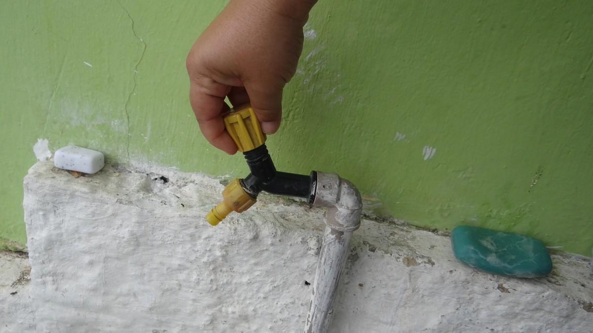Obras da Sanasa interrompem fornecimento de água em bairro de Campinas